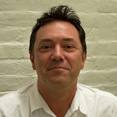 José Fossi headshot
