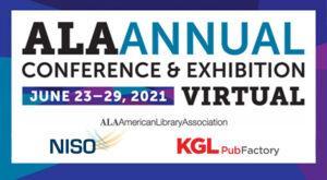 ALA Annual Virtual Conference 2021